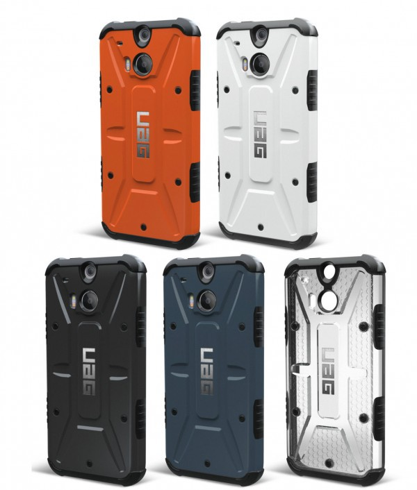 Накладка UAG Series для HTC New One 2 / M8 (+ пленка)