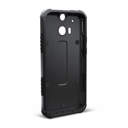 Фото Накладка UAG Series для HTC New One 2 / M8 (+ пленка) Черный / Черный на itsell.ua