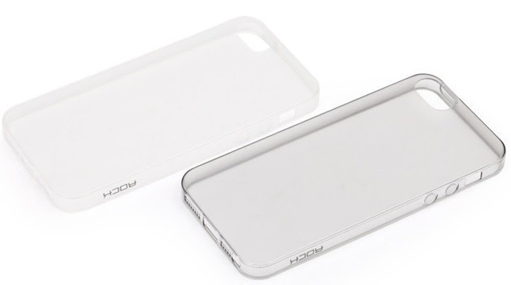 Купить TPU чехол ROCK Ultrathin Slim Jacket для Apple iPhone 4/4S за 165 грн
