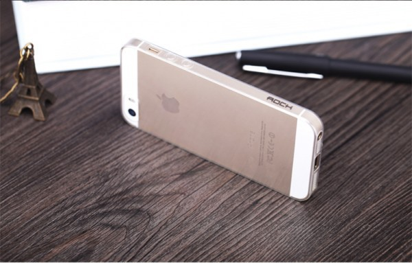 Заказать TPU чехол ROCK Ultrathin Slim Jacket для Apple iPhone 5/5S/SE (1 цвет) на itsell.ua