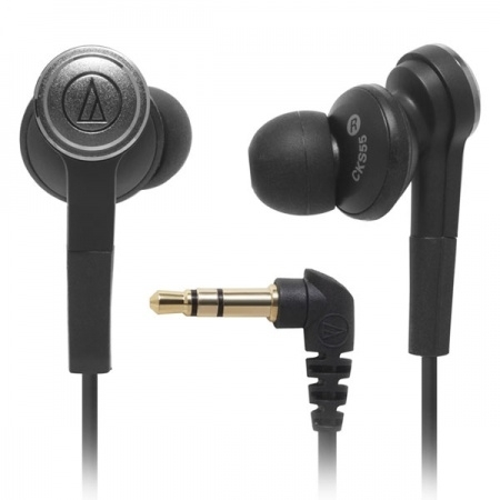 Купить Наушники Audio-Technica ATH-CKS55BK Solid Bass series за 536 грн