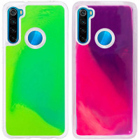Неоновый чехол Neon Sand glow in the dark для Xiaomi Redmi Note 8T