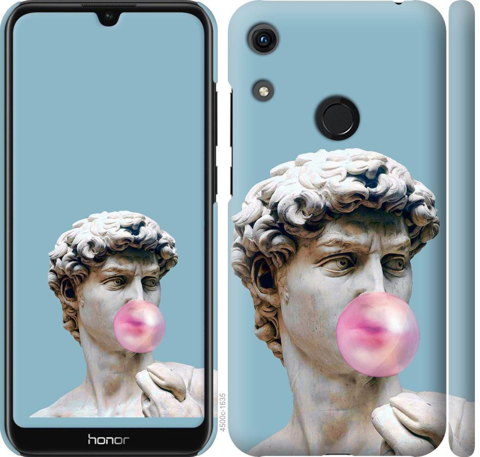 Чехол на Huawei Honor 8A Микеланджело