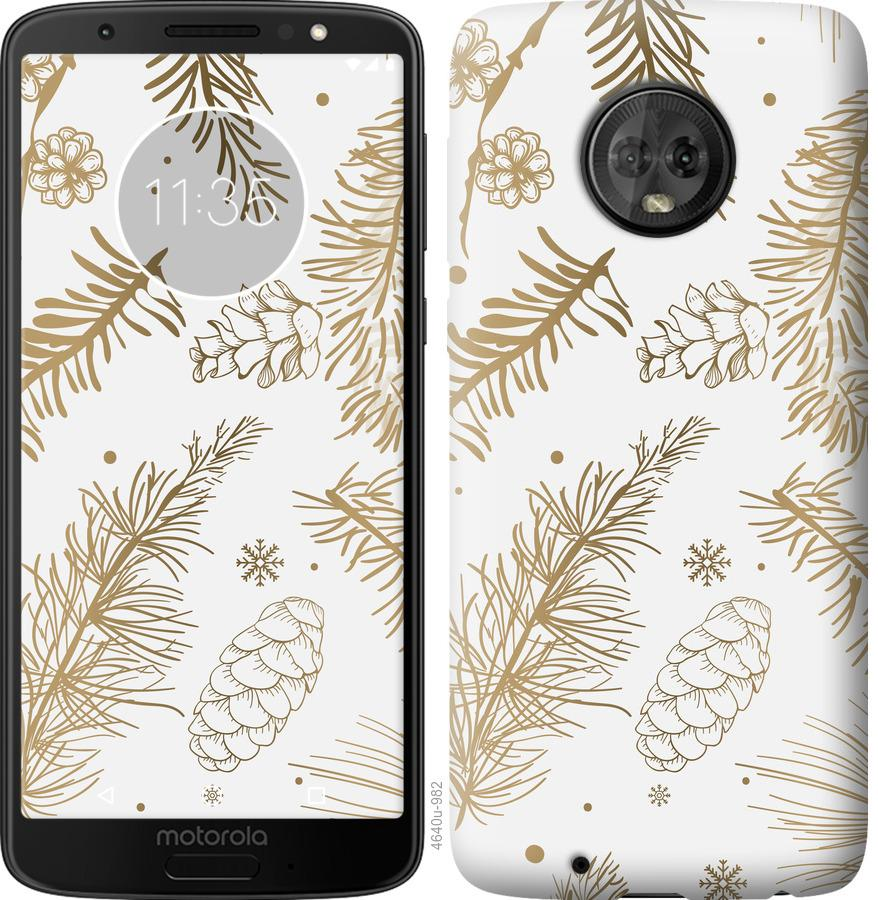 Чохол на Motorola Moto G6 Зимовий