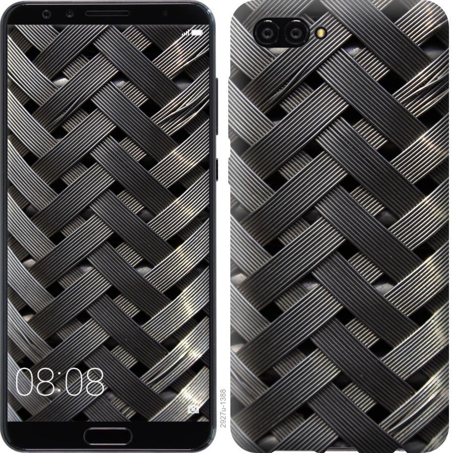 Чехол на Huawei Nova 2S Металлические фоны