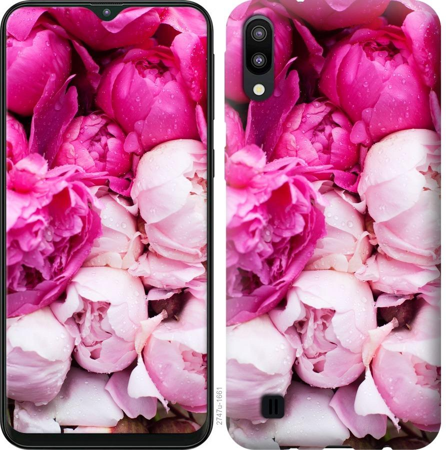 Чехол на Samsung Galaxy A2 Core A260F Розовые пионы