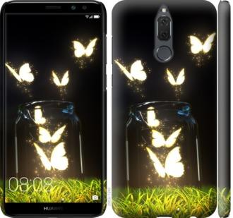 Чехол на Huawei Mate 10 Lite Бабочки