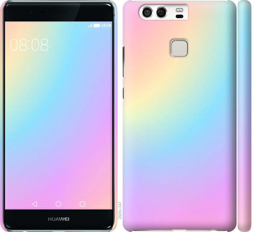 Чехол на Huawei P9 Радуга 2