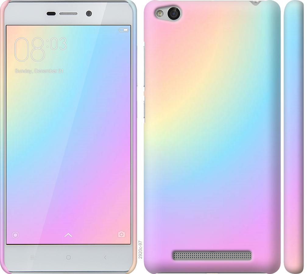 Чехол на Xiaomi Redmi 3 Радуга 2
