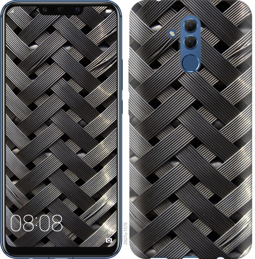 Чехол на Huawei Mate 20 Lite Металлические фоны
