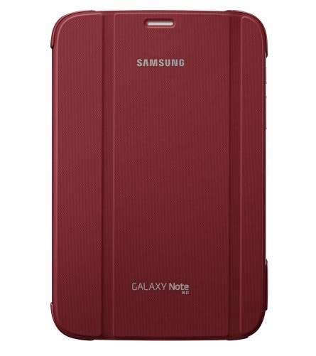 Оригинальный чехол Book Cover (EF-BN510BREGWW) для Samsung Galaxy Note 8.0 N5100