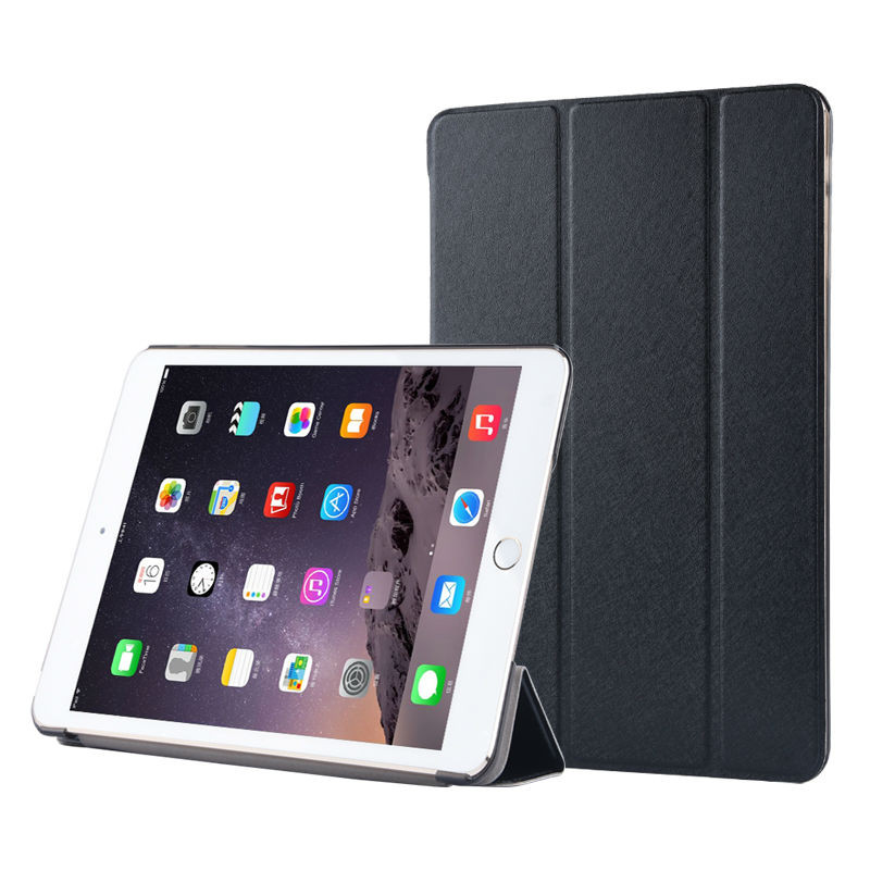 "Чехол (книжка) Smart Case Series для Apple iPad Pro 9,7"" (Черный)"