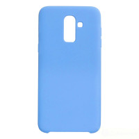 Чохол Silicone Cover without Logo (AA) для Samsung Galaxy J8 (2018)