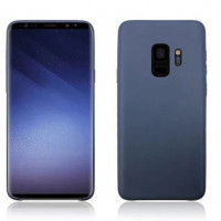 Чехол Silicone Cover without Logo (AA) для Samsung Galaxy S9