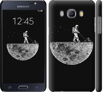 Чехол на Samsung Galaxy J5 (2016) J510H Moon in dark