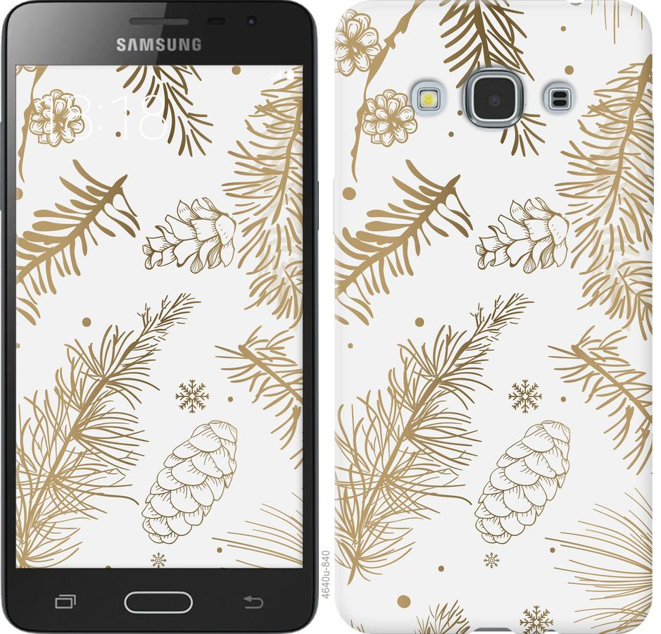 Чехол на Samsung Galaxy J3 Pro Зимний