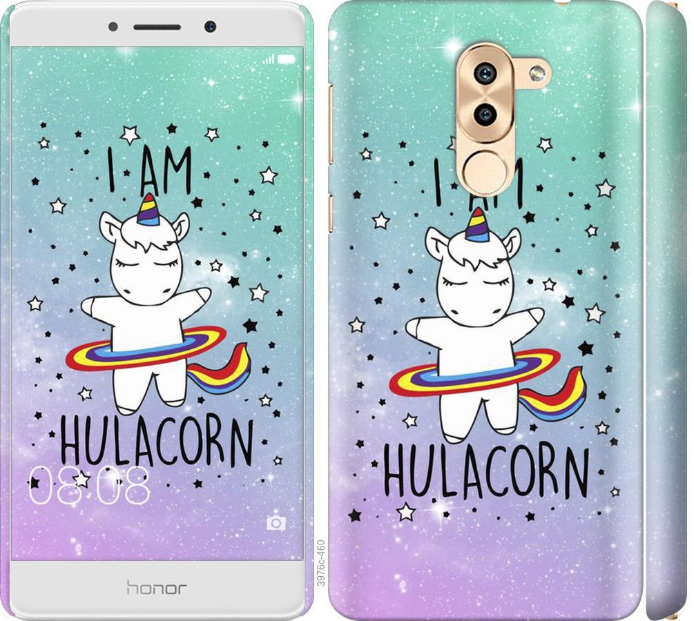 Чехол на Huawei Mate 9 Lite Im hulacorn