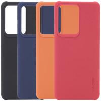 PC чохол c мікрофіброю G-Case Juan Series для Samsung Galaxy S11 Plus