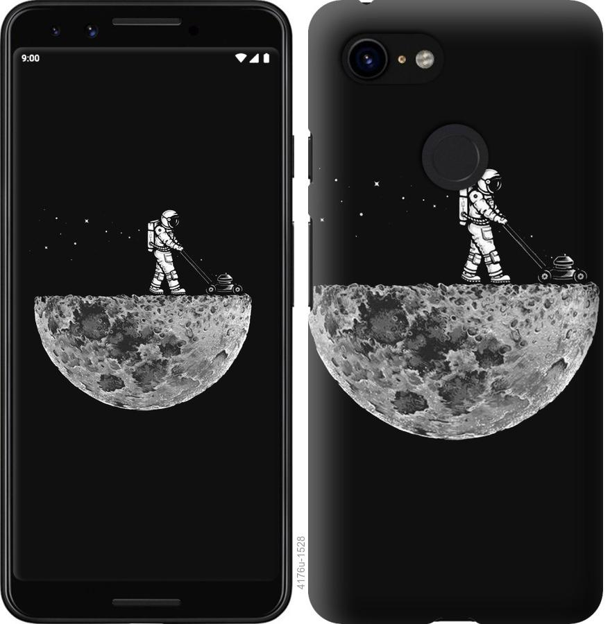 Чохол на Google Pixel 3 Moon in dark