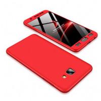 Пластиковая накладка GKK LikGus 360 градусов для Samsung Galaxy J4+ (2018)