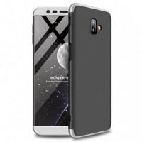 Пластиковая накладка GKK LikGus 360 градусов для Samsung Galaxy J6+ (2018) (J610F)