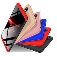 Пластиковая накладка GKK LikGus 360 градусов для Xiaomi Mi Max 3