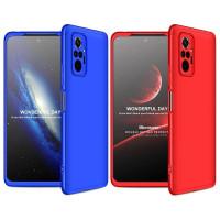 Пластиковая накладка GKK LikGus 360 градусов (opp) для Xiaomi Redmi Note 10 Pro / 10 Pro Max