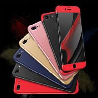 """Пластиковая накладка GKK LikGus 360 градусов для Apple iPhone 8 plus (5.5"""")"""
