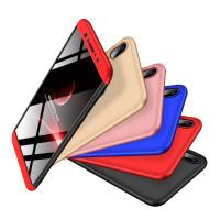 Пластиковая накладка GKK LikGus 360 градусов для Asus Zenfone Max Pro M1 (ZB601KL / ZB602KL)