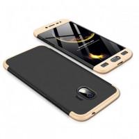 Пластиковая накладка GKK LikGus 360 градусов для Samsung J250F Galaxy J2 Pro (2018)