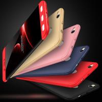 Купить Пластиковая накладка GKK LikGus 360 градусов для Xiaomi Mi 5X / Mi A1