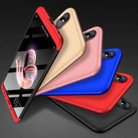 Купить Пластиковая накладка GKK LikGus 360 градусов для Xiaomi Mi 6X / Mi A2