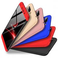 Пластиковая накладка GKK LikGus 360 градусов для Xiaomi Redmi 6