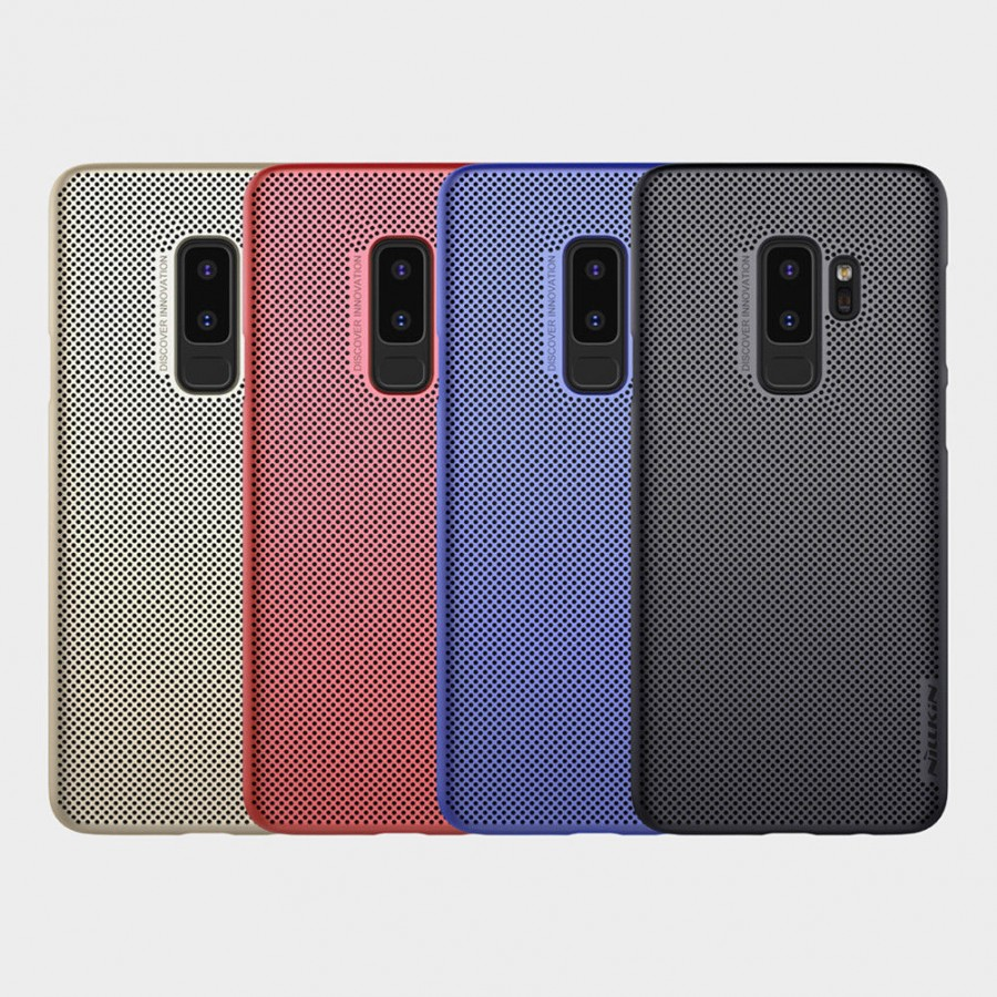Пластиковая накладка Nillkin Air series (delicate touch) для Samsung Galaxy S9+
