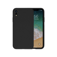 "Карбоновая накладка Nillkin Synthetic Fiber series для Apple iPhone XR (6.1"")"