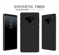 Карбоновая накладка Nillkin Synthetic Fiber series для Samsung Galaxy Note 9