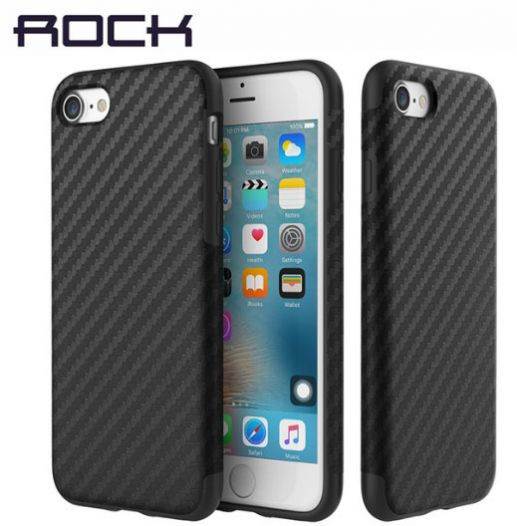 Купить TPU чехол Rock Origin Series (Textured) для Apple iPhone 7 / 8 (4.7') (4 цвета) за 211 грн