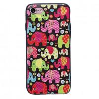 TPU чохол Animals Print Series для Apple iPhone 7 plus (5.5'')