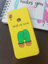 Купить Пластиковый чехол Tender для Xiaomi Redmi Note 7, Epik
