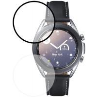 Полимерная пленка 3D (full glue) (тех.пак) для Galaxy Watch 3 41mm