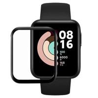 Полимерная пленка 3D (full glue) (тех.пак) для Xiaomi Mi Watch Lite