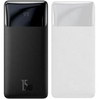 Портативное зарядное устройство Baseus Bipow Digital Display 15W 10000mAh