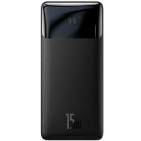 Портативное зарядное устройство Baseus Bipow Digital Display 15W 30000mAh