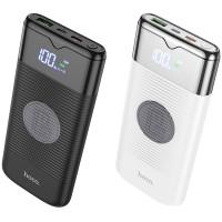 """Портативное зарядное устройство Power Bank Hoco J63 """"Velocity"""" PD+QC3.0 с БЗУ 10000 mAh"""