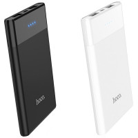 Портативное зарядное устройство PowerBank Hoco B35D Entrourage 5000 mAh