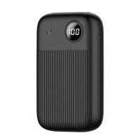 Портативний зарядний пристрій Usams PB 35 US-CD98 QC3.0+PD Fast Charging Dual USB Digital 10000mAh