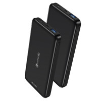 Портативное зарядное устройство Usams US-CD92 PB30 QC3.0+PD Fast Charging (10000mAh)