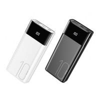 Портативний зарядний пристрій Usams US-CD97 Dual USB Digital (10000mAh)