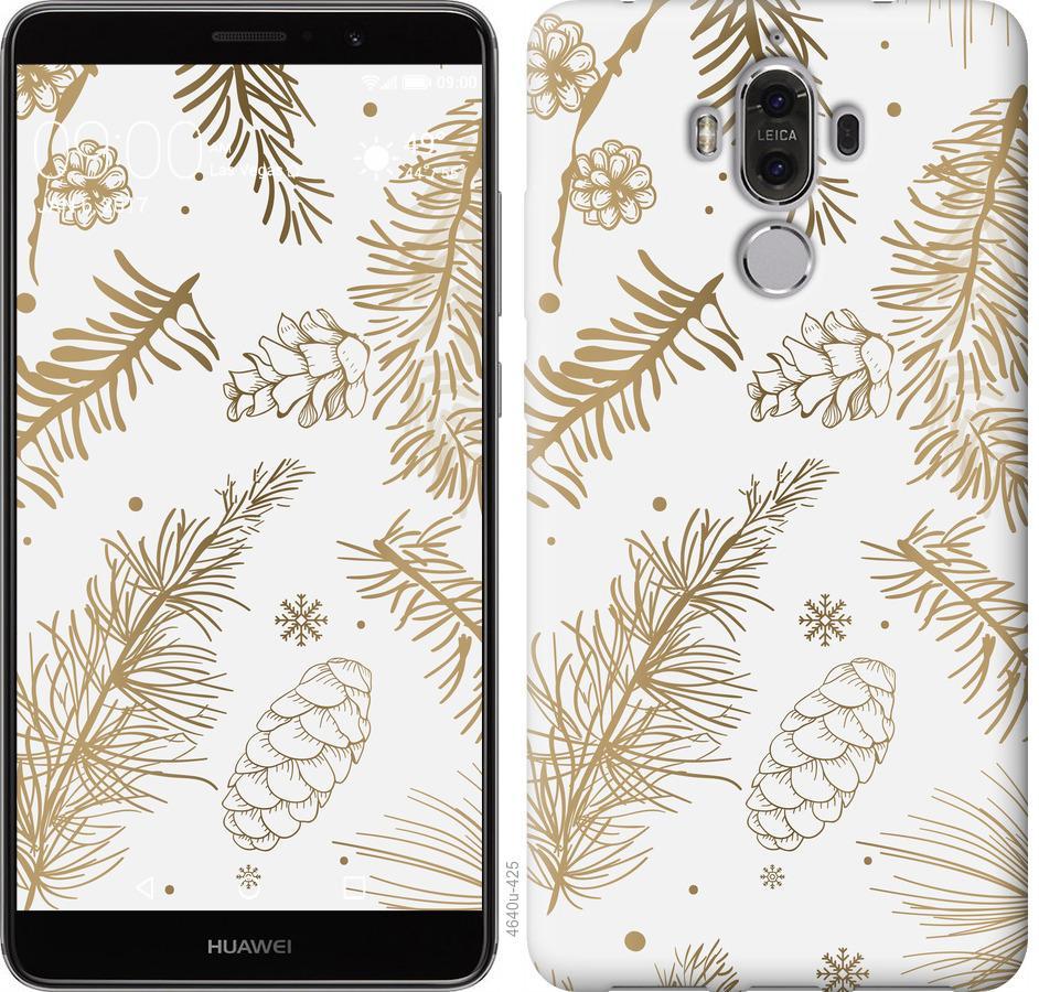 Чохол на Huawei Mate 9 Зимовий