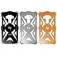 Противоударный чехол из авиационного алюминия на винтах Thor для Meizu MX6